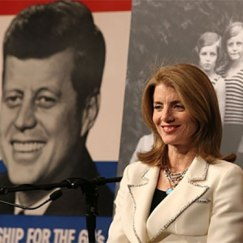 Caroline Kennedy as US Japan Ambassador