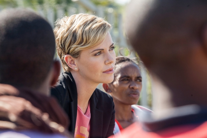 Charlize Theron-Variety Power of Women