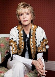 Jane Fonda founded the Women's Media Center