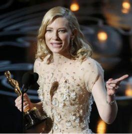Cate Blanchett's Oscar speech