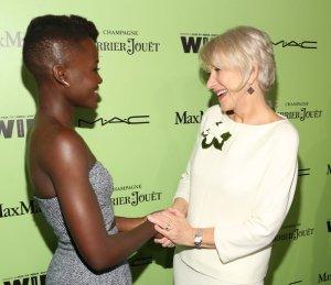 Helen Mirren at Women in Film