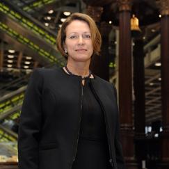 Inga Beale of Lloyds