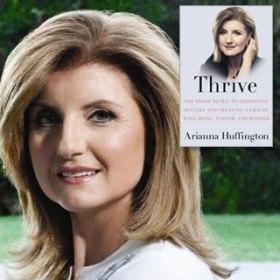Arianna Huffington on Thrive