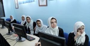 Womens Annex Foundation computer lab