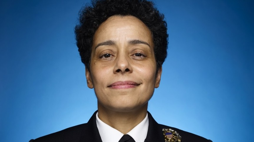 The Navy's First Female 4-Star Admiral