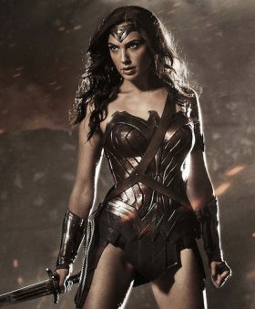 A First Look At The New Wonder Woman