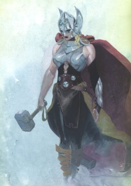 Thor is a woman