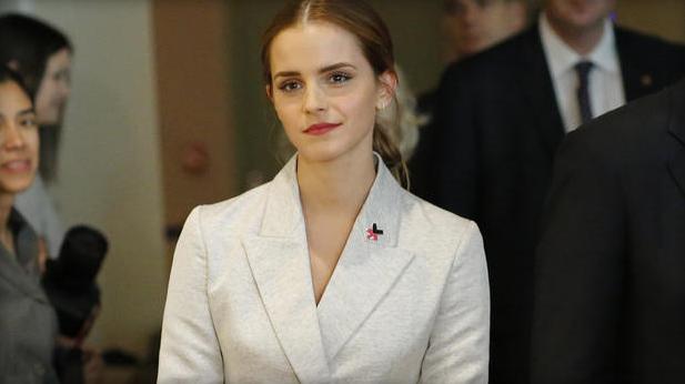 Emma Watson saysHeForShe