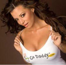 GoDaddy ad