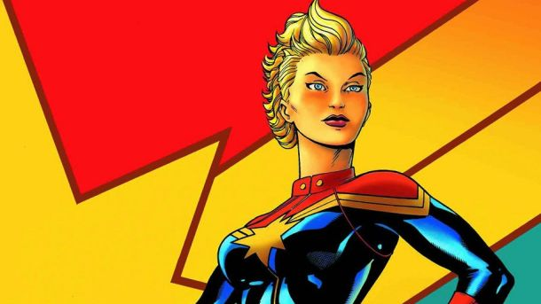 A Marvel Movie for Captain Marvel