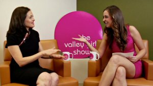The Valley Girl Show guest Sheryl Sandberg