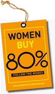 Women 80% Buying Power