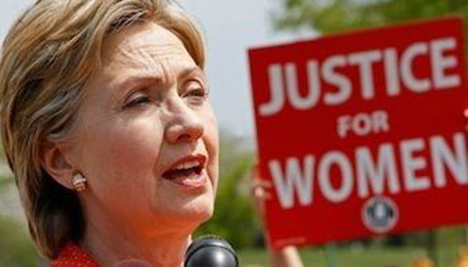 Women's Rights are Human Rights are Clinton'sRights